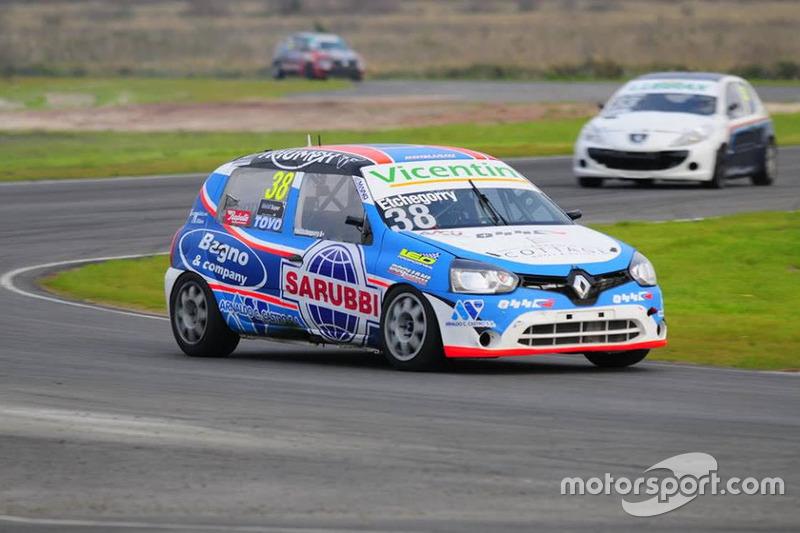 Fernando Etchegorry, Renault Clio Mío