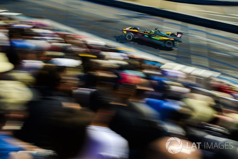 O brasileiro da Audi fez 157 pontos para faturar o campeonato