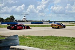 #75 FP1B Ligier LMP3, Charles Wicht, Charles Wicht Racing, #810 MP3B BMW 325, Rhamses Carazo, Carter