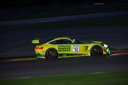 #48 MANN-FILTER Team HTP Motorsport Mercedes-AMG GT3: Kenneth Heyer, Indy Dontje, Patrick Assenheime