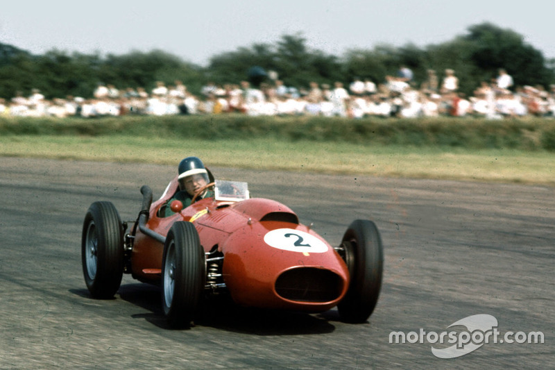 Mike Hawthorn - One title (1958)
