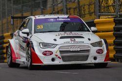 Jiang tengyi,Audi A3 Linky Racing