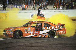 2016 Champion Daniel Suarez, Joe Gibbs Racing Toyota