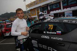 Matej Homola, B3 Racing Team SEAT León