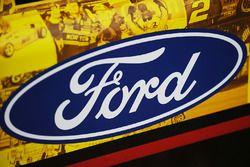 Team Penske Ford detail