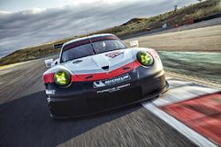 Porsche 911 RSR, Jahrgang 2017