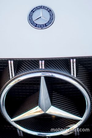 Mercedes AMG GT3 detail