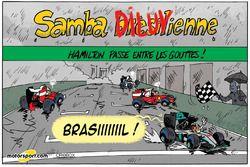 Le GP de Cirebox - Brésil 1
