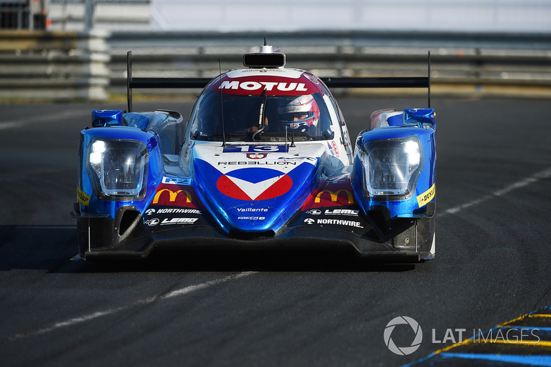 5. LMP2: #13 Vaillante Rebellion Racing, Oreca 07 Gibson