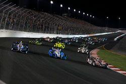 Will Power, Team Penske Chevrolet, Josef Newgarden, Team Penske Chevrolet, Josef Newgarden, Team Penske Chevrolet