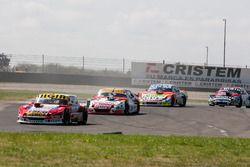 Juan Manuel Silva, Catalan Magni Motorsport Ford, Sergio Alaux, Donto Racing Chevrolet, Jonatan Cast