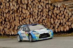 Simone Miele, Roberto Mometti, Citroen DS3 WRC, Top Rally