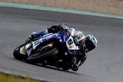 Bastien Mackels, Yamaha YZF-R1M