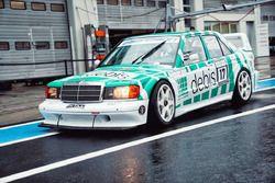 Toto Wolff, Mercedes 190 E DTM Evo
