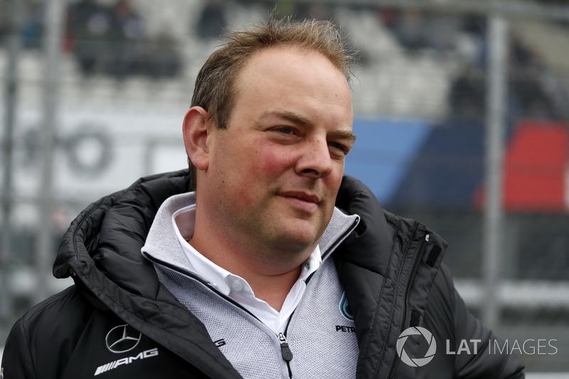 Ullrich Fritz, Mercedes-AMG HWA