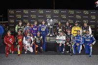 Die 16 Playoff-Teilnehmer der Monster Energy NASCAR Cup Series 2017