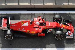 Antonio Giovinazzi, Ferrari SF70-H