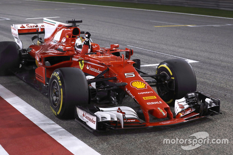 2017 - Sebastian Vettel
