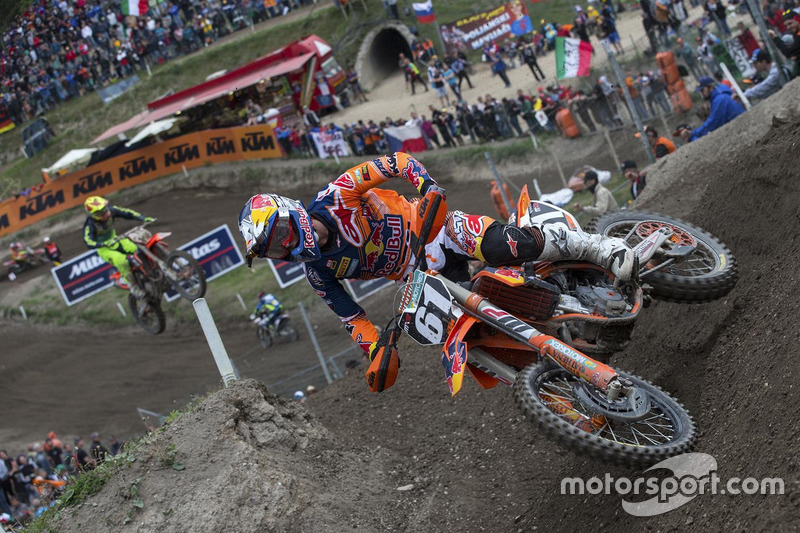 MX2: Jorge Prado, Red Bull KTM Factory