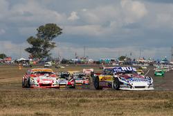 Gabriel Ponce de Leon, Ponce de Leon Competicion Ford, Sergio Alaux, Donto Racing Chevrolet