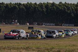 Matias Rossi, Nova Racing Ford, Emanuel Moriatis, Martinez Competicion Ford, Esteban Gini, Alifraco