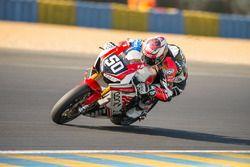 #50 Honda: Grégory Leblanc