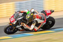 #15 Yamaha: Maxime Huger