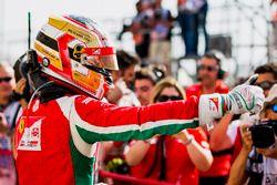 Racewinnaar Charles Leclerc, PREMA Racing