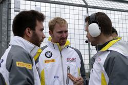 #99 Rowe Racing, BMW M6 GT3: Philipp Eng, Maxim Martin