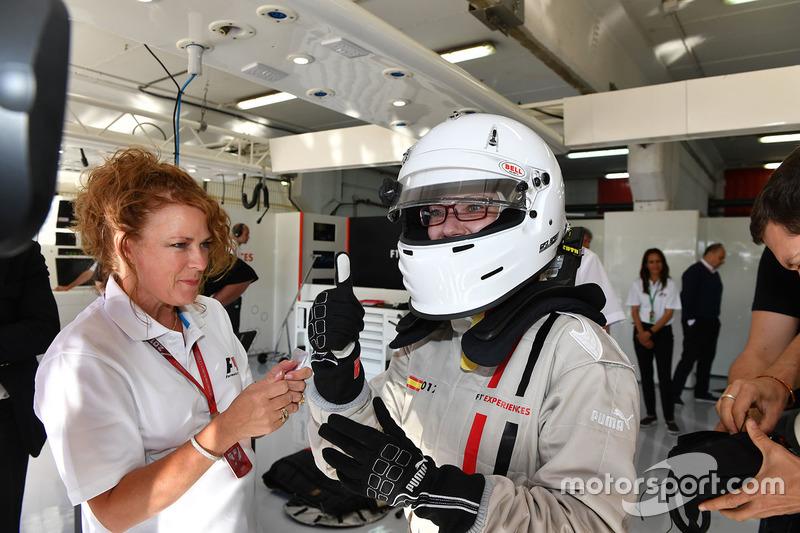 F1 Experiences 2-Seater passenger
