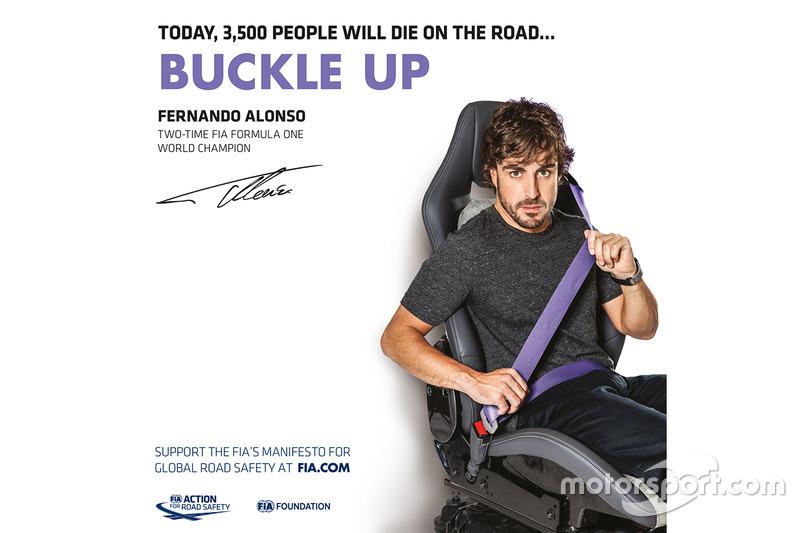 Fernando Alonso, bicampeón de F1