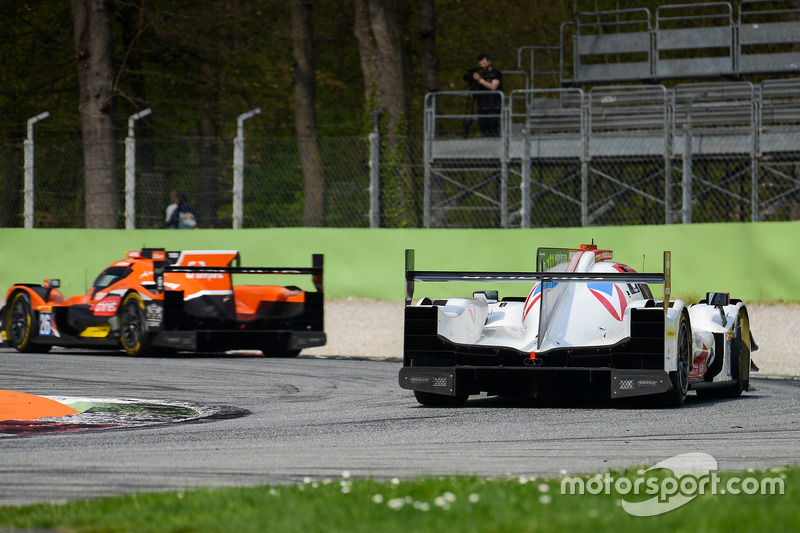 #31 Vaillante Rebellion Racing, Oreca 07 Gibson: Julien Canal, Bruno Senna