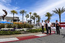 Trackwalk: Kevin Estre, Laurens Vanthoor, Porsche Team