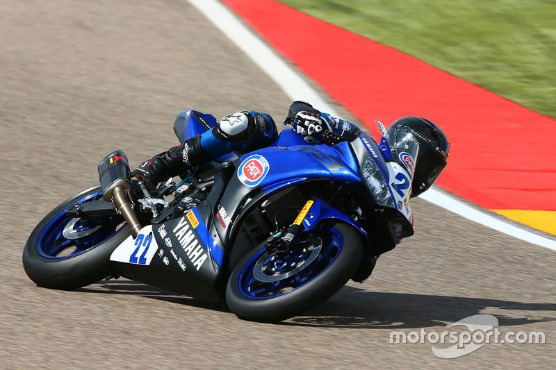 Mykyta Kalinin, Team Motoxracing
