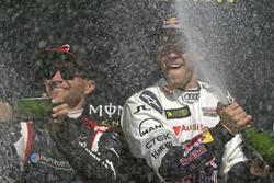 Yarış galibi Mattias Ekström, EKS, Audi S1 EKS RX Quattro, Timo Scheider, MJP Racing Team Austria, F