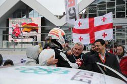 Davit Kajaia, GE-Force, Alfa Romeo Giulietta TCR with Marcello Lotti, TCR