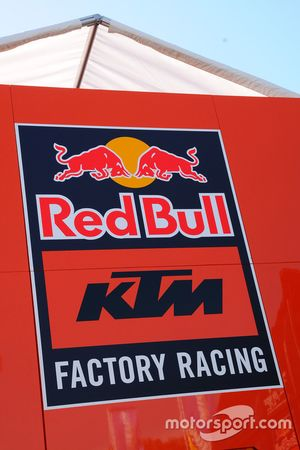 Red Bull KTM Factory Racing logo