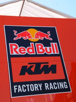 Red Bull KTM Factory Racing logo