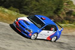 15 Bc Vision Motor Sport Erkan Güral Burak Koçoğlu Mitsubishi Lancer Evo Ix N