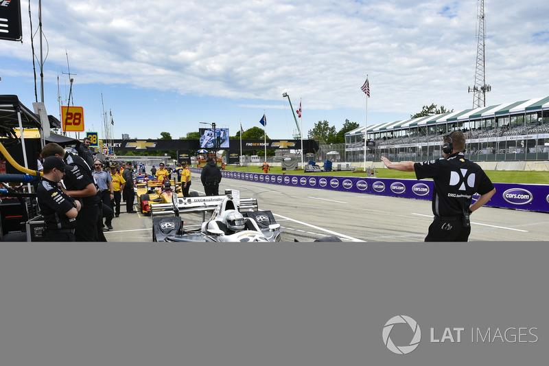 Simon Pagenaud, Team Penske, Chevrolet