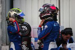 Julia Pankiewicz dan Presley Martono, Mark Burdett Motorsport
