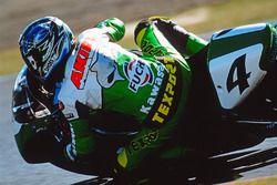 Akira Yanagawa, Kawasaki Racing, vainqueur à Sugo, 1999
