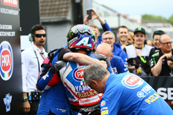 Third place Alex Lowes, Pata Yamaha