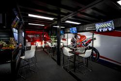 Гостевая зона Pramac Racing