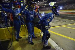 Jimmie Johnson, Hendrick Motorsports Chevrolet crew