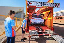 Transport: Hyundai Motorsport