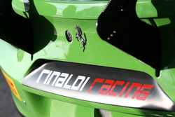 Detail, #333 Rinaldi Racing, Ferrari 488 GT3: Daniel Keilwitz, Rinat Salikhov