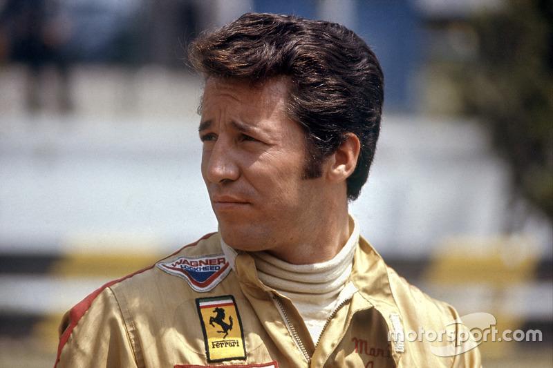 Mario Andretti: Ferrari (1971-1972 y 1982)