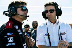 Travis Geisler und Ryan Flores