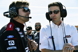 Travis Geisler y Ryan Flores, Team Penske